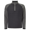 Callaway Ultrasonic Quilted Technical Pullover