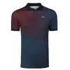 Kjus Men Spot Printed Polo S/S