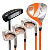 MKids MK Pro Half Set Orange 49in - 125cm