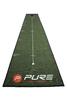 Pure 2 Improve Golf Putting Mat 400x66 cm