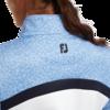 FootJoy Women's Full-Zip Curved Colour Block Midlayer