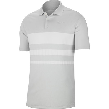 Nike Men Dry Vapor Polo Stripe