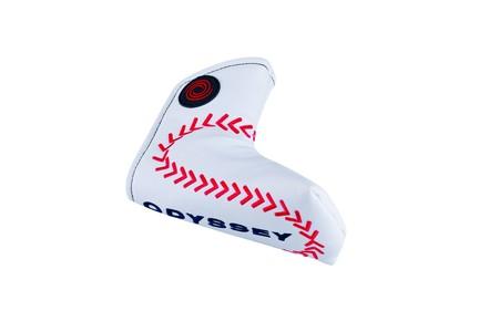 Odyssey Head Cover Baseball Blade