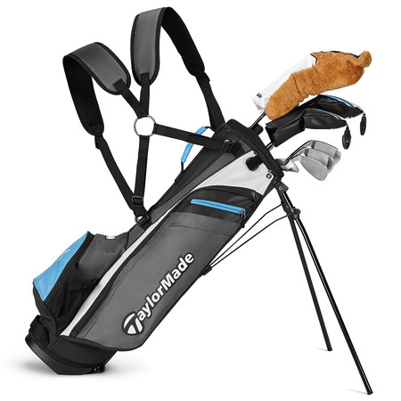 Taylormade RORY 8+ Blue Kids Set