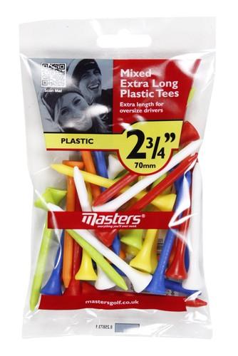 Plastic Tees  Bag 30 2 3/4