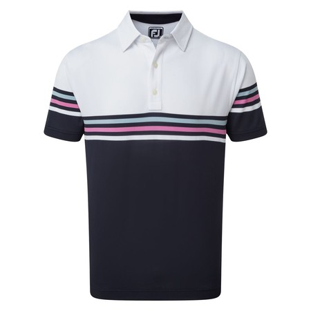 FootJoy Stretch Pique Colour Block