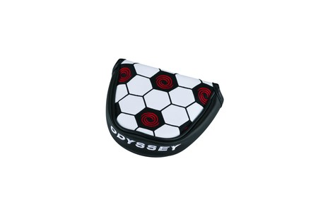 Odyssey Head Cover Soccer Malet