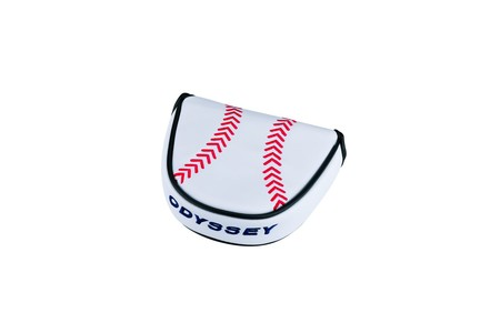 Odyssey Head Cover Baseball Mallet