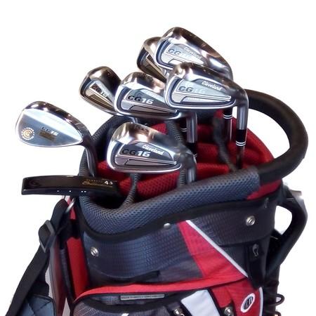 Cleveland CG16 Graphite Set Cart Bag