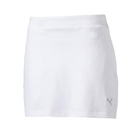 Puma Golf Girls Solid Knit Skirt
