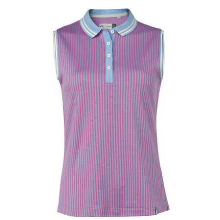 Kjus Women Ella Structure Polo S/L