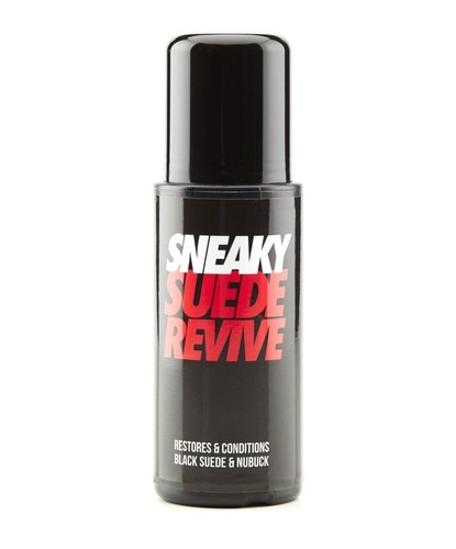 Sneaky Suede Revive and Restorer – Black