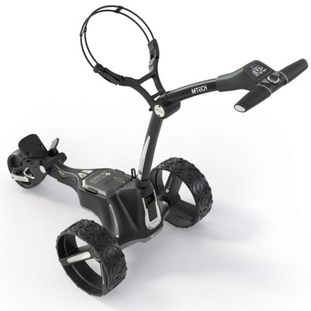 Motocaddy M-Tech Electric Trolley + 36 Holes Battery