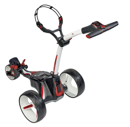 Motocaddy M1 Pro 2018 Electric Trolley + 18 Holes Battery