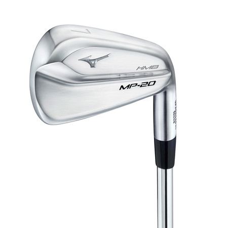 Mizuno MP-20 HMB Single Iron Steel