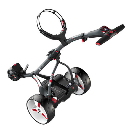 Motocaddy S1 Pro 2019 Electric Trolley + 18 Holes Battery