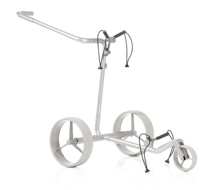 Justar Electric Golf Trolley Carbon Light