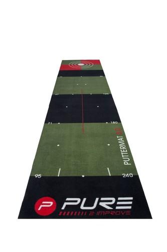 Pure 2 Improve Golf Putting Mat 65x300 cm