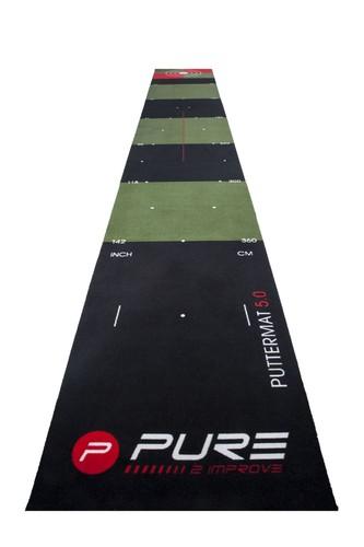 Pure 2 Improve Golf Putting Mat 65x500 cm