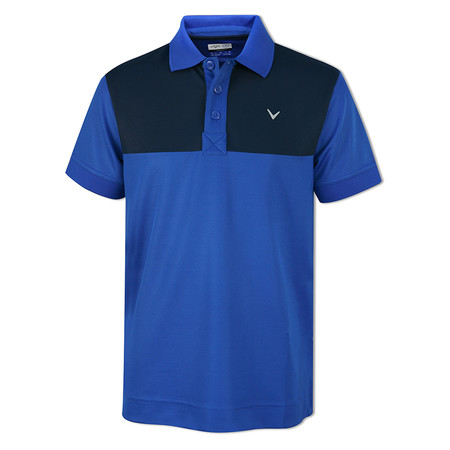 Callaway Youth 2 Colour Blocked Polo