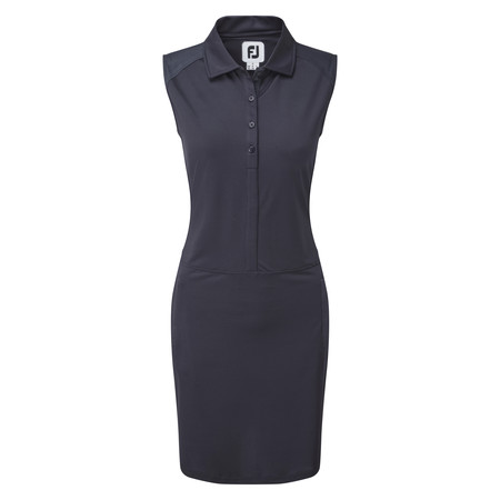 FootJoy Women's Cap Sleeve Pique Dress