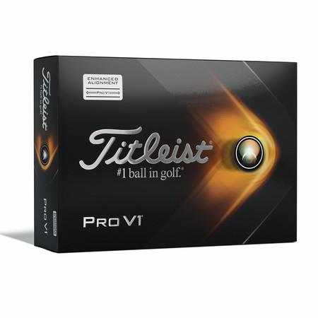 Titleist Pro V1 2021 AIM White